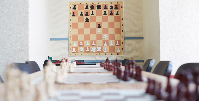 Taller de ajedrez