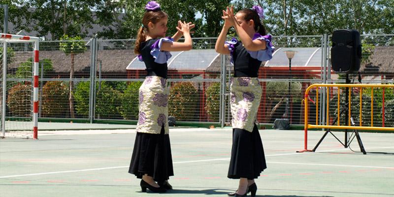 Exhibición de Baile Moderno