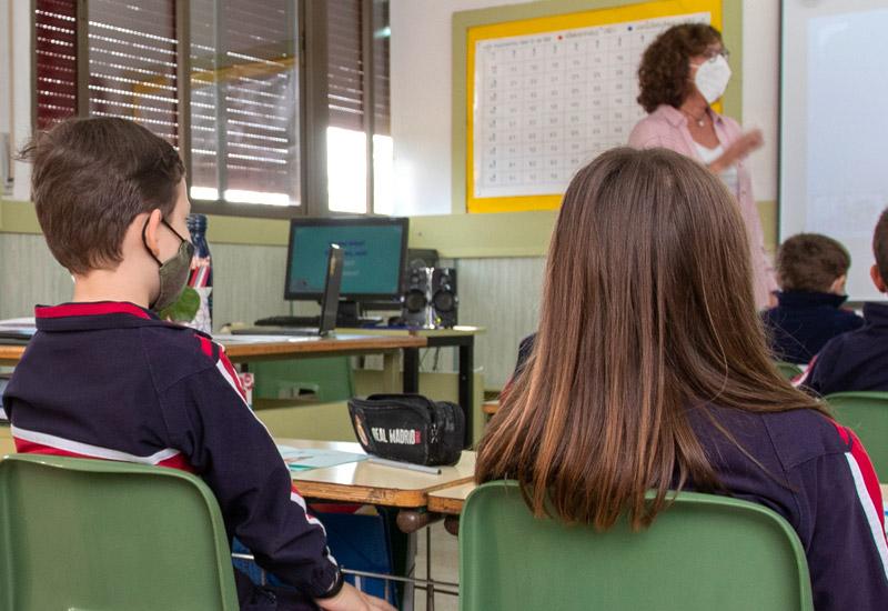 Inglés en Educación Primaria