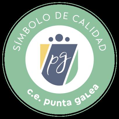 Símbolo de Calidad CE Punta Galea
