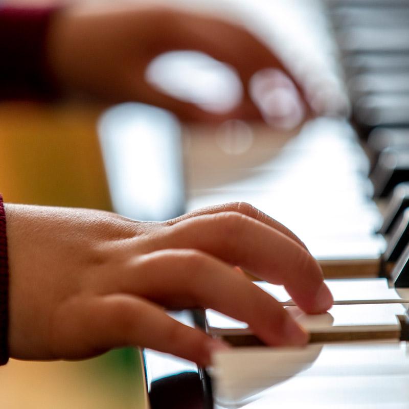 Taller Extraescolar de Piano